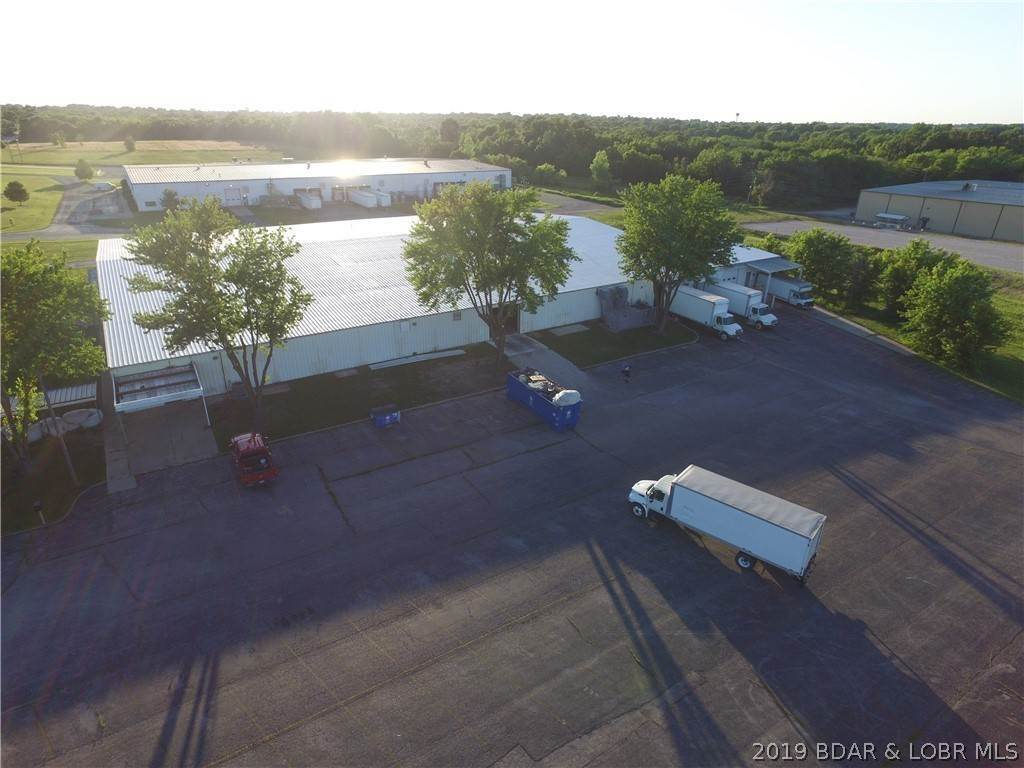 Warehouse for Sale at 1175 Industrial Drive Eldon, Missouri 65026 United States
