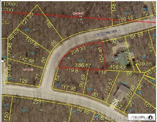 Land at Lot 1226 Woodhaven Circle Lake Ozark, Missouri 65049 United States