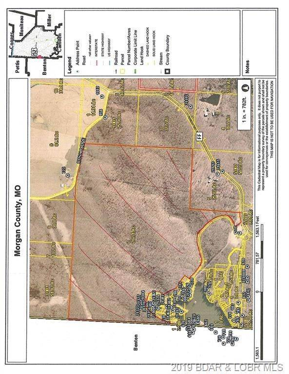 Land for Sale at TBD FF Highway Stover, Missouri 65078 United States