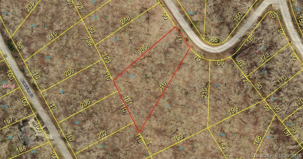 Land at 880 Muirfield Drive Sunrise Beach, Missouri 65079 United States