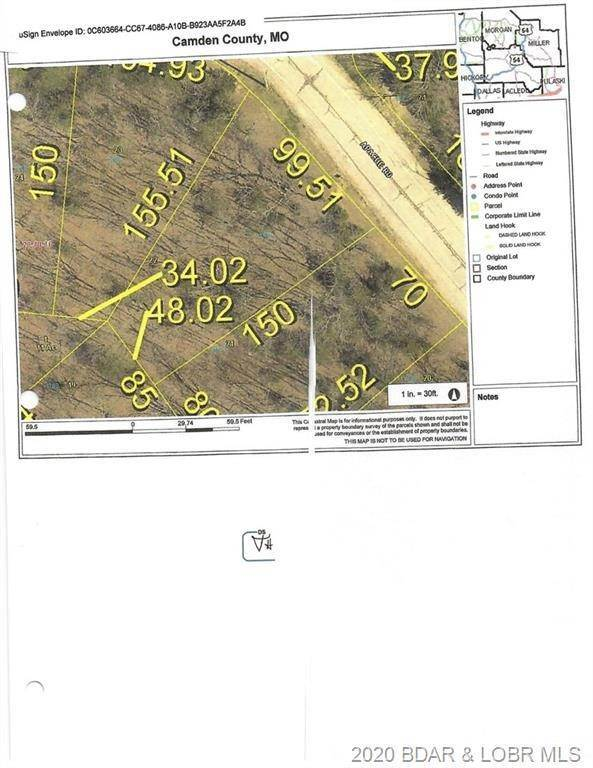 Land at lot1146 Apache Road Four Seasons, Missouri 65049 United States