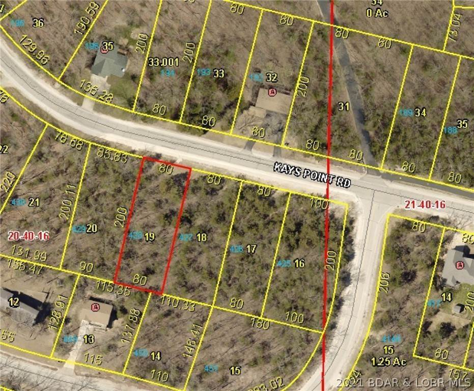 Land at Lot 428 Kays Point Road Four Seasons, Missouri 65049 United States