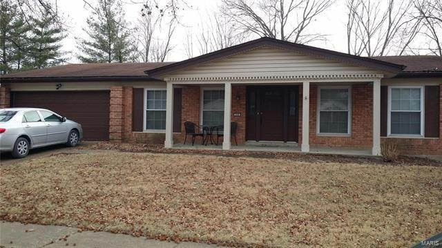 Single Family Homes at 216 Fawn Meadows Drive Ballwin, Missouri 63011 United States