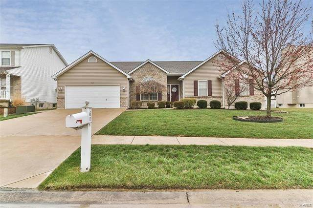 Single Family Homes at 604 Big Bend Drive Wentzville, Missouri 63385 United States