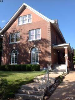 Single Family Homes at 4333 Mcpherson Avenue St. Louis, Missouri 63108 United States
