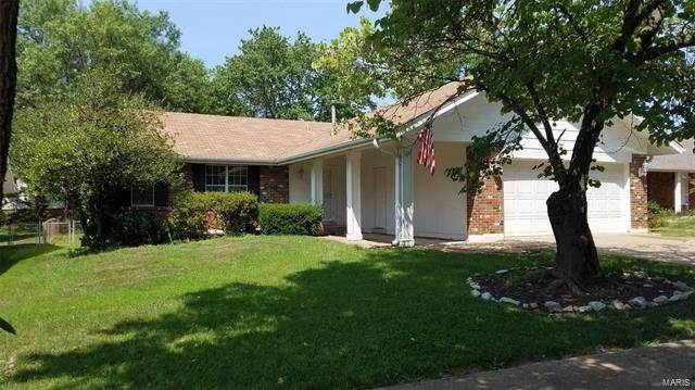 Single Family Homes at 407 Madrina Ballwin, Missouri 63021 United States