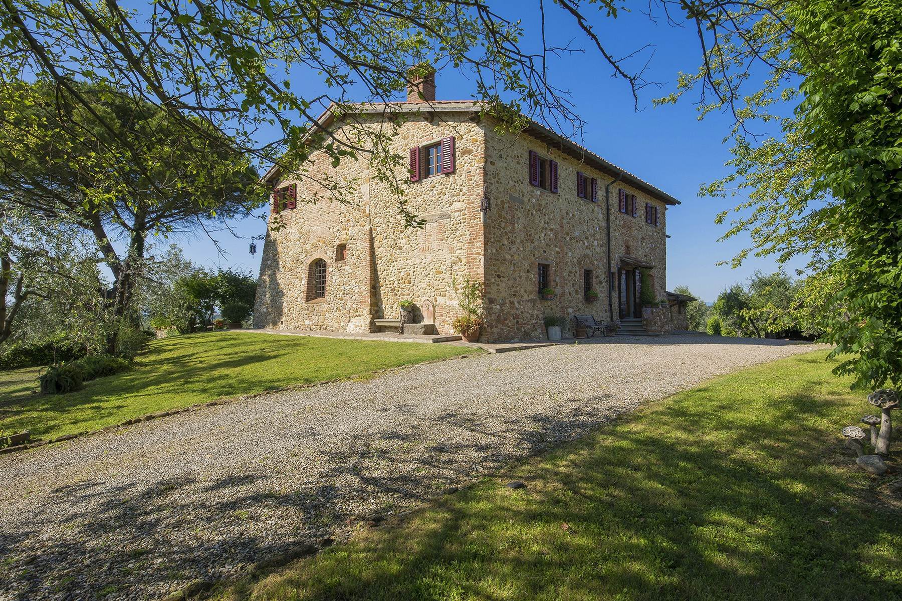 Other Residential Homes for Sale at Beautiful countryhouse in the Chianti area San Casciano In Val Di Pesa, Florence Italy