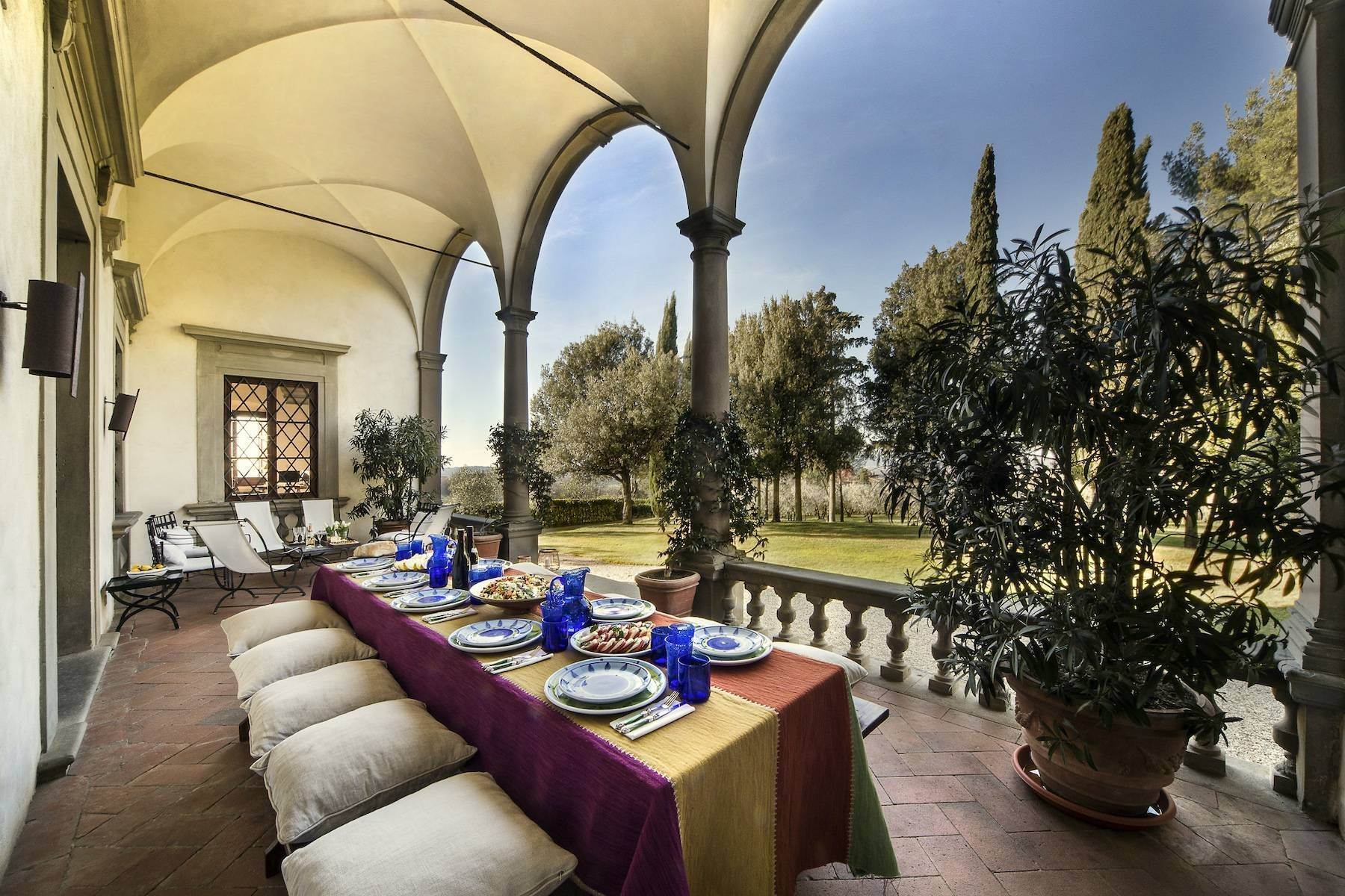 Other Residential Homes for Sale at Unprecedented trophy estate in Chianti Classico San Casciano In Val Di Pesa, Florence Italy