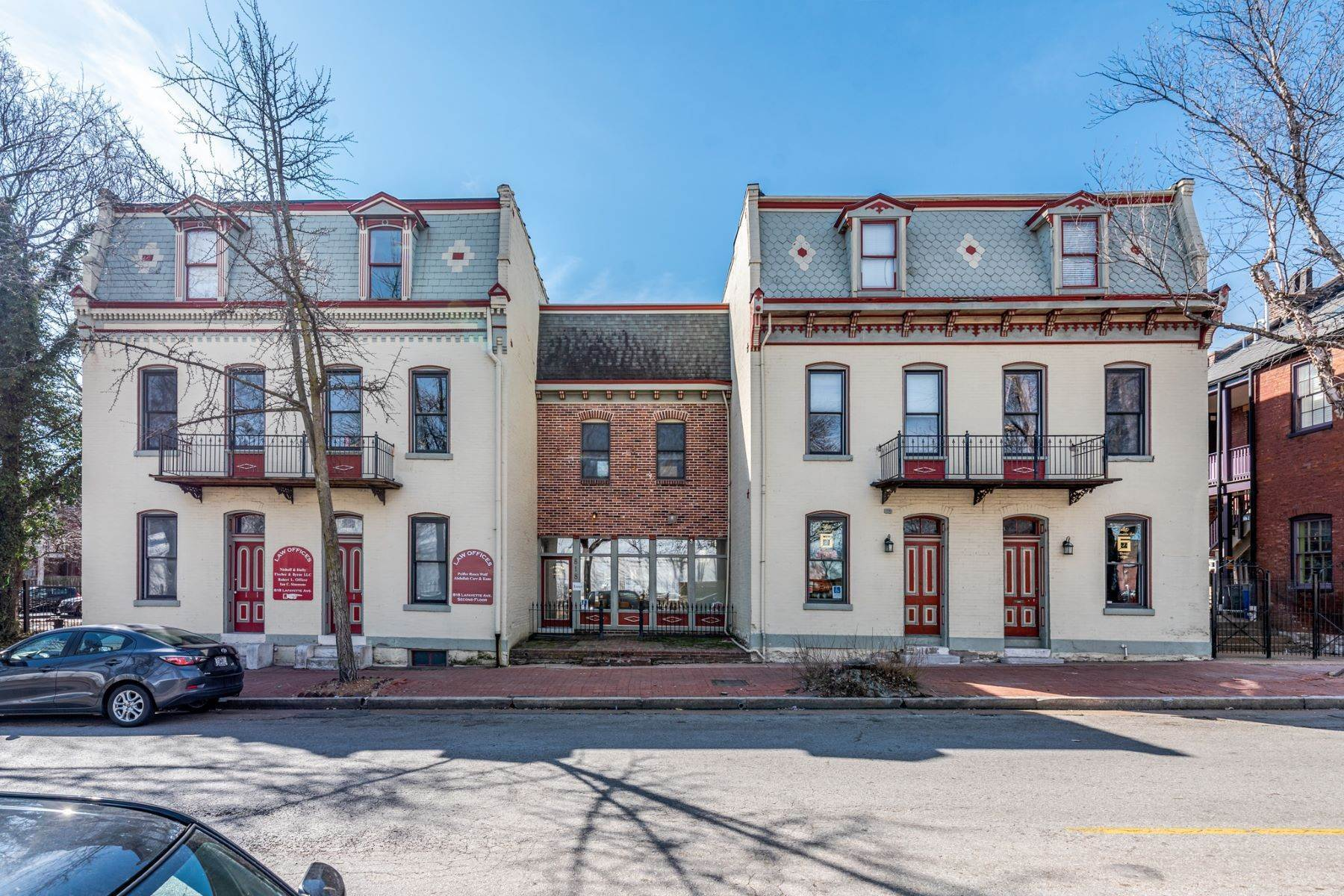 Property for Sale at Historic Mixed-Use in Soulard 816 Lafayette Avenue St. Louis, Missouri 63104 United States