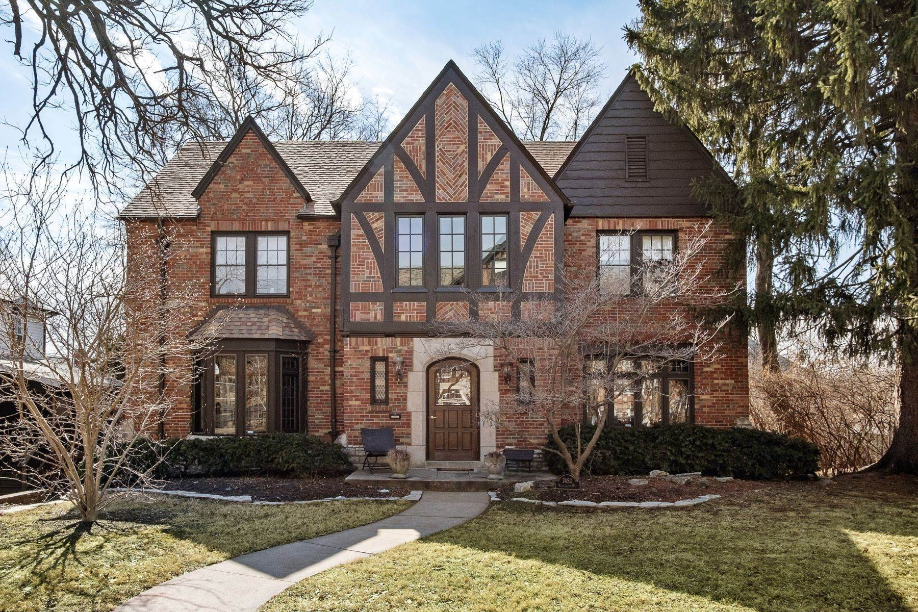 Property for Sale at Charming Two-Story English Tudor 7450 Wellington Way Clayton, Missouri 63105 United States
