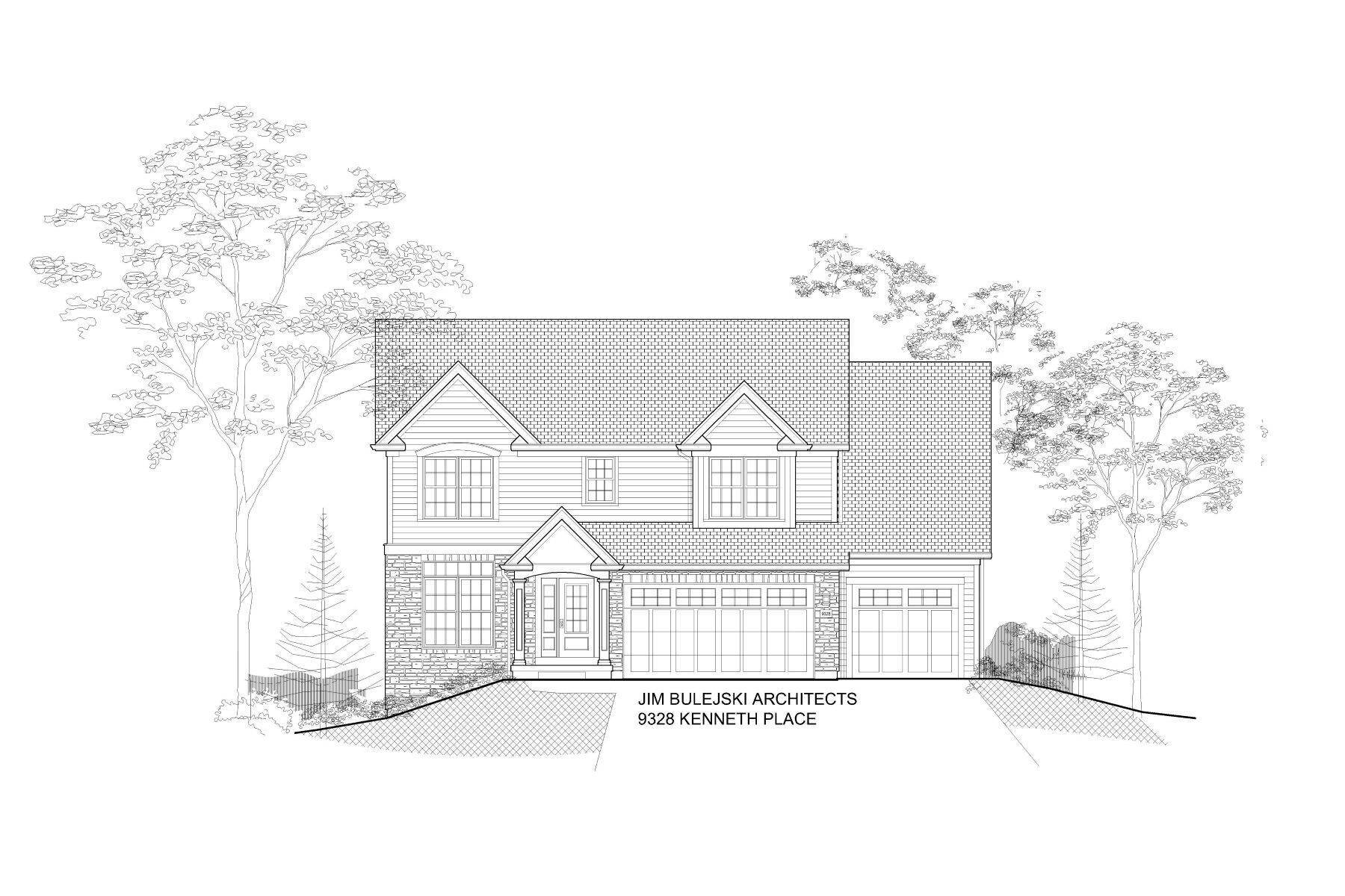 Property for Sale at Great Opportunity To Build Your Dream Home 9328 Kenneth Place Olivette, Missouri 63132 United States