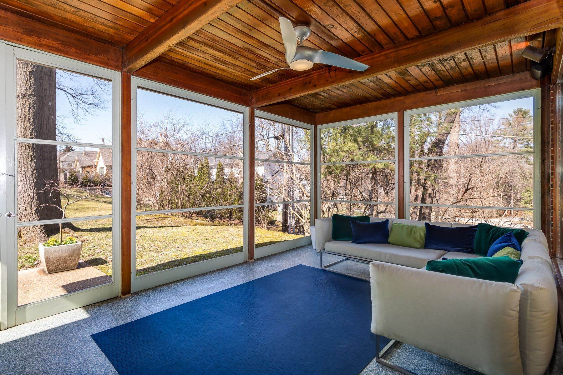 10. Single Family Homes for Sale at The Harry Hammerman House, an Important Mid-Century Masterpiece 219 Graybridge Road St. Louis, Missouri 63124 United States