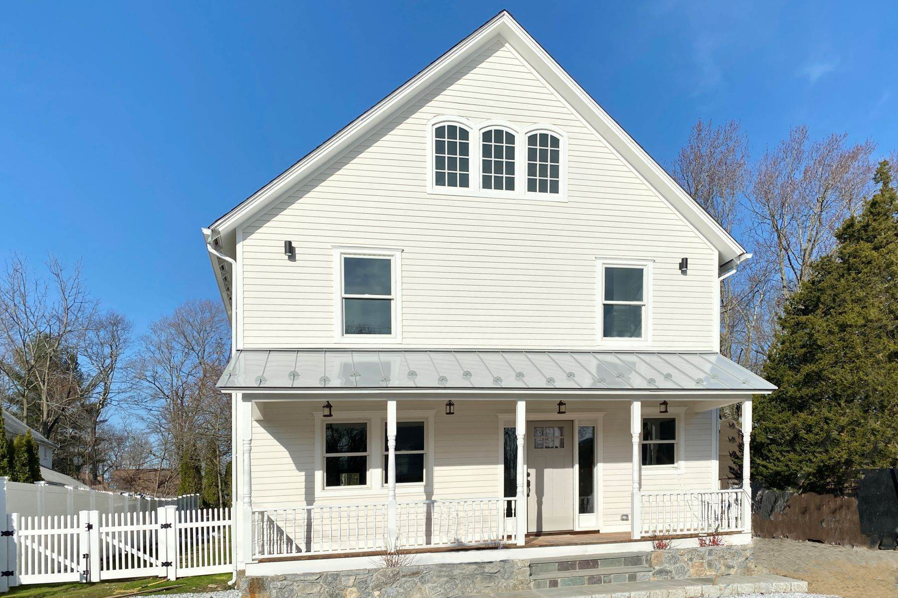 Single Family Homes for Sale at 6 Chestnut Street Darien, Connecticut 06820 United States