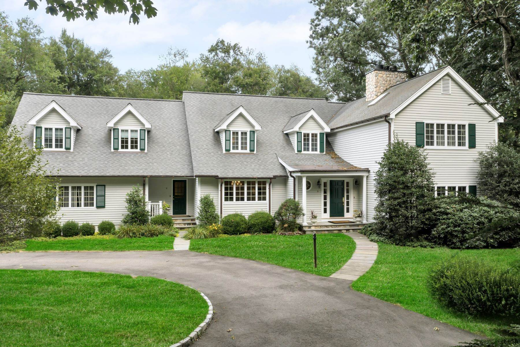 Single Family Homes for Sale at 6 Talmadge Hill Road Darien, Connecticut 06820 United States