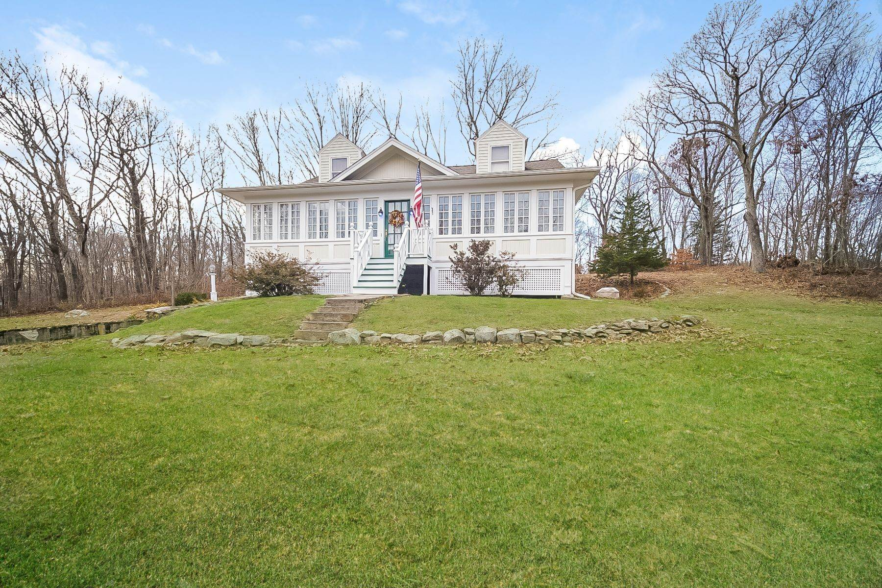 Single Family Homes for Sale at Charming Cape 155 Pepper Street Monroe, Connecticut 06468 United States